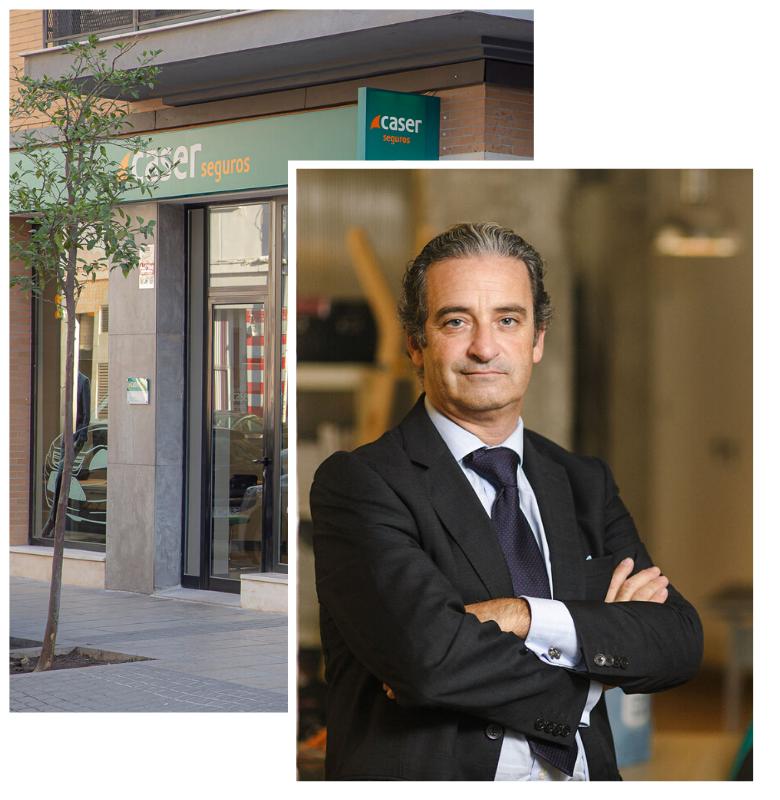 Jaime Abad, Experto en Seguros   Agente Exclusivo CASER Sevilla